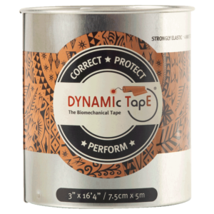 Dynamic Tape Black Tattoo 3""