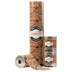 "Dynamic Tape Black Tattoo 3"" Pack"