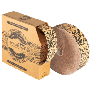 "Dynamic Tape Black Tattoo 2"" Bulk Roll"